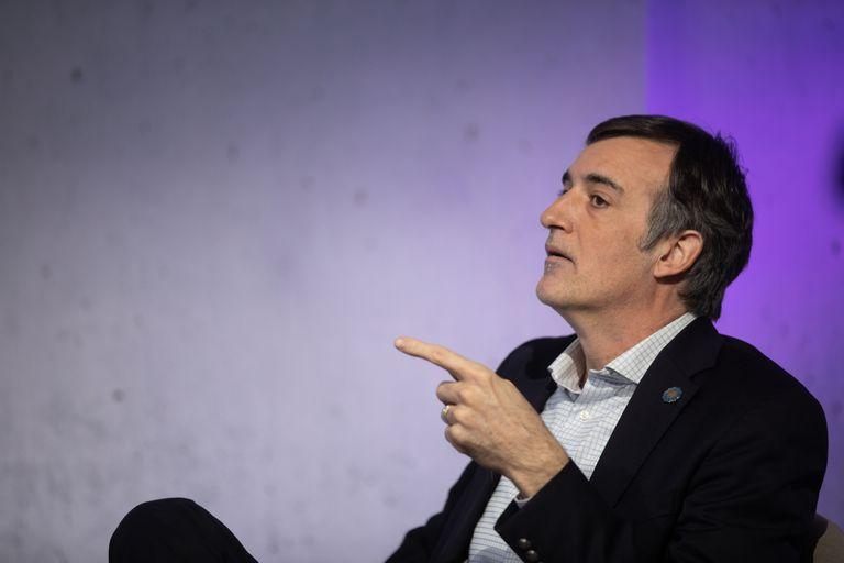 Entrevista de José Del Río con Esteban Bullrich