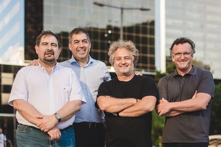 Globant fue fundada en 2003 por Martín Migoya, Guibert Englebienne, Martín Umarán y Néstor Nocetti,