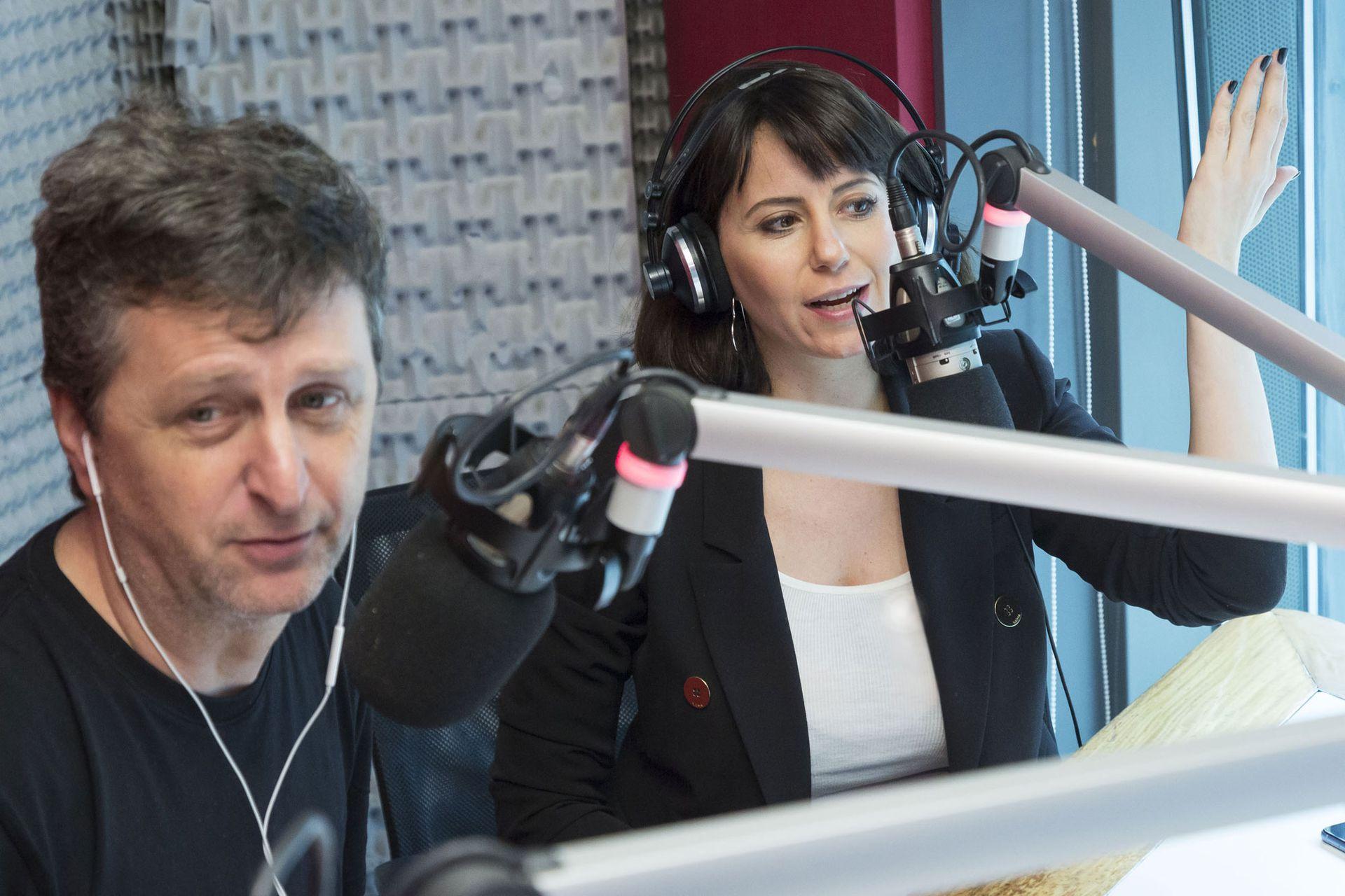 Cayetina es parte de Despierta Corazón, el ciclo matinal de Diego Korol en Radio Pop