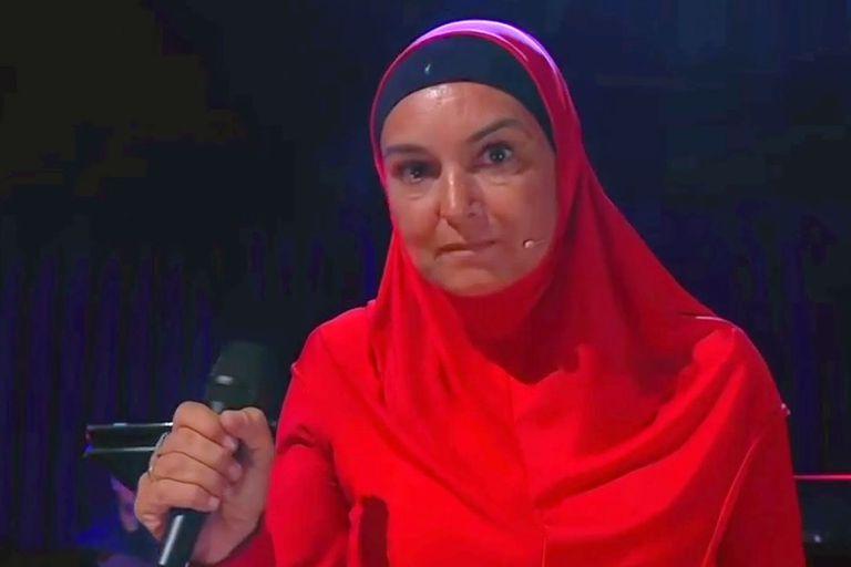 Sinéad O´Connor: cantando mejor que nunca, anunció su regreso a la música