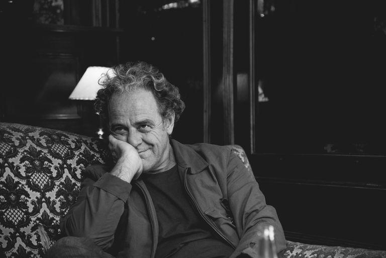 Juan Forn, narrador, editor y célebre contratapista.