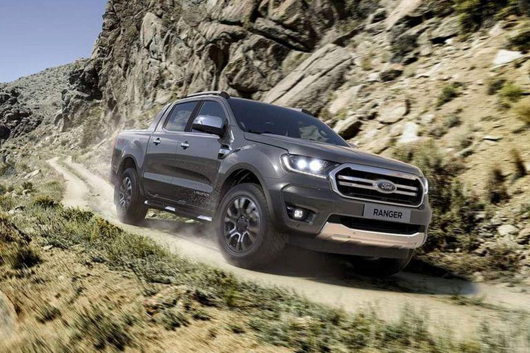 Ford lanzó a la venta la versión 2021 de la pick up Ranger