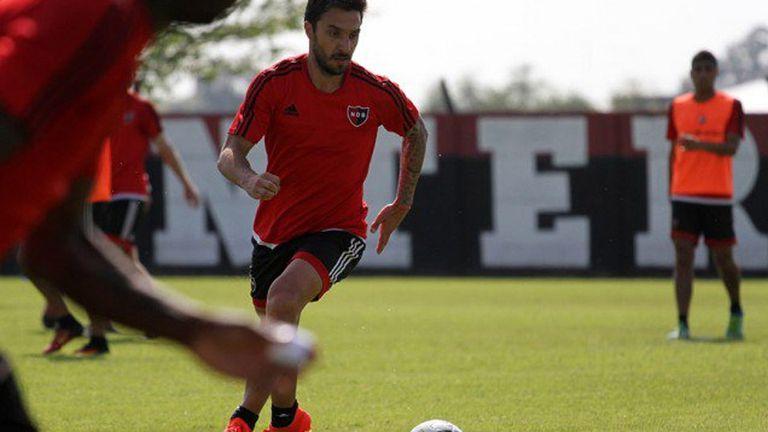 Nacho Scocco jugará ante River