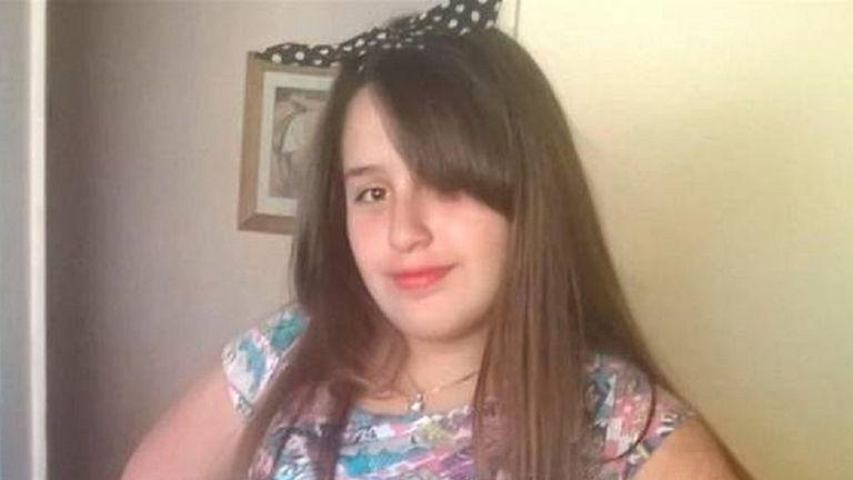 Micaela tenía 12 años y estaba desaparecida hacía un mes