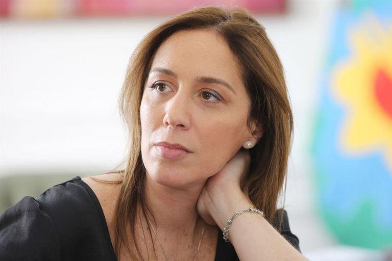 """""""Volver atrás es viajar en un tren sin freno automático que provoque la tragedia de Once"""", dijo la gobernadora Vidal en una entrevista; sus palabras causaron rechazo entre los familiares de las víctimas"""
