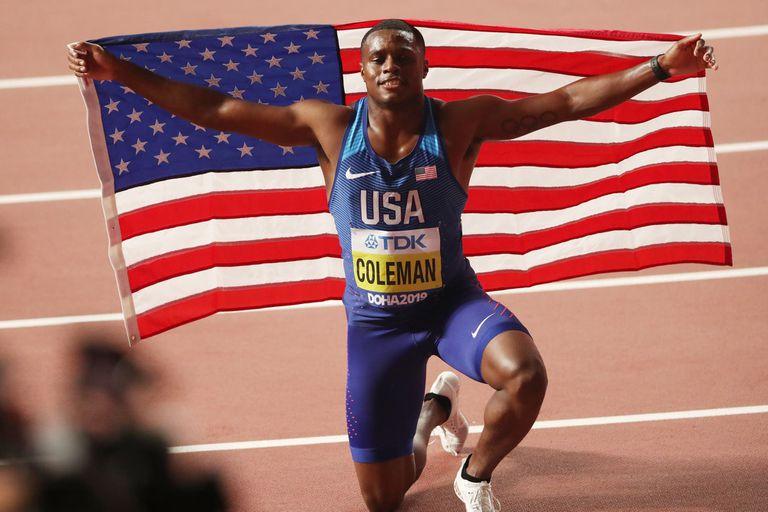 """Doping. Suspenden al hombre más rápido del mundo: otro """"escapismo"""" de un control"""