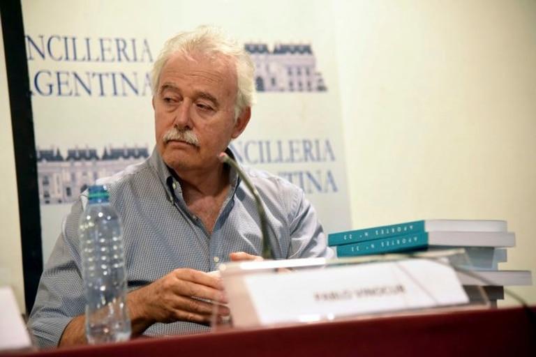 Pablo Vinocur es sociólogo especializado en salud pública y políticas sociales
