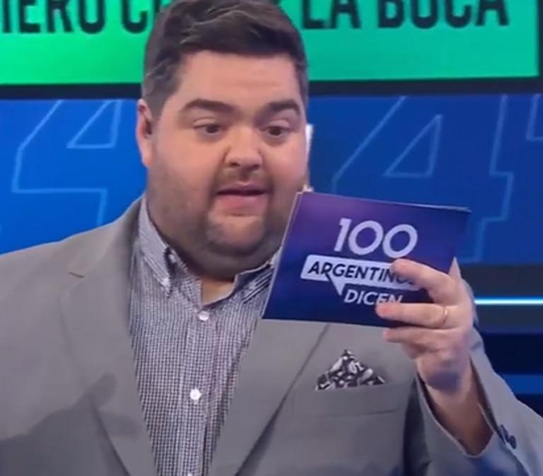 Darío Barassi lanzó una frase que lanzó las risas de todos en el estudio (Captura de video)