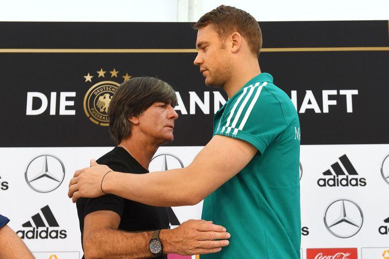 Pese a su larga inactividad, Neuer será el arquero titular de Alemania en Rusia