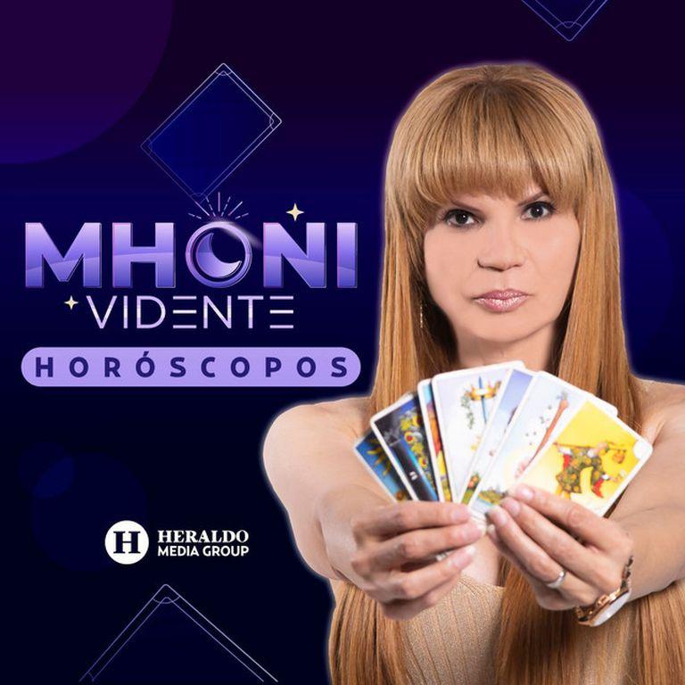 Mhoni Vidente reveló el horóscopo para los distintos signos zodiacales esta semana