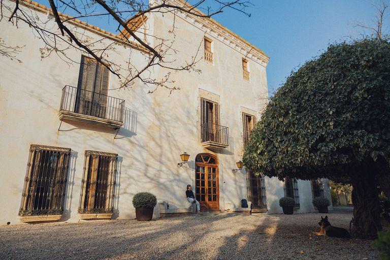 Mas Palou, una finca agrícola familiar con arquitectura y estructuras de 1623