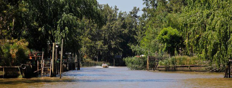 Delta: los cortes de luz complican el desarrollo de un paraíso fluvial