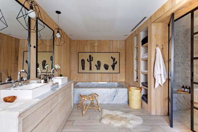 Ideas y diseños para baños con mucho estilo