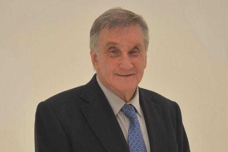 Dr. José Eduardo Abadi, Director académico de la Licenciatura en Psicología.