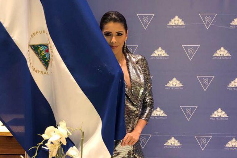 Quién es la Miss Nicaragua proclamada como candidata a vicepresidenta con un excontra