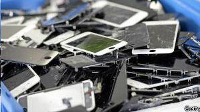 Entre los productos principales procesados por plantas en la zona se encuentra el oxido de cerio, el cual se utiliza para pulir las pantallas táctiles de los teléfonos inteligentes y tabletas