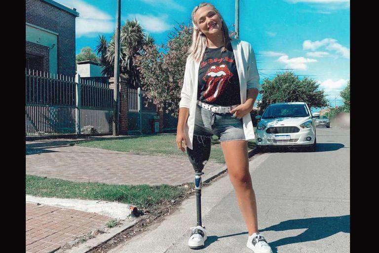 A través de sus redes, Juana busca derribar mitos y tabúes respecto a la discapacidad
