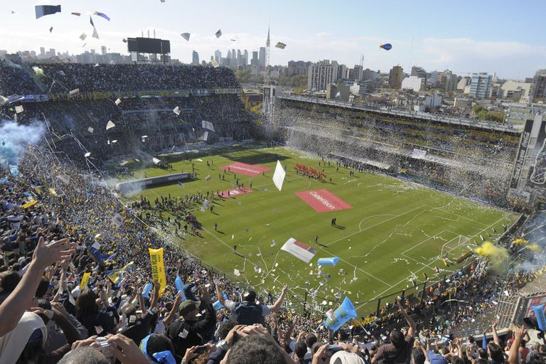La Bombonera estrena un servicio de WiFi gratuito para 50.000 espectadores