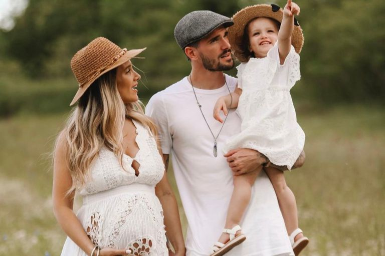Pura alegría: nació el hijo de Rodrigo De Paul y Camila Homs