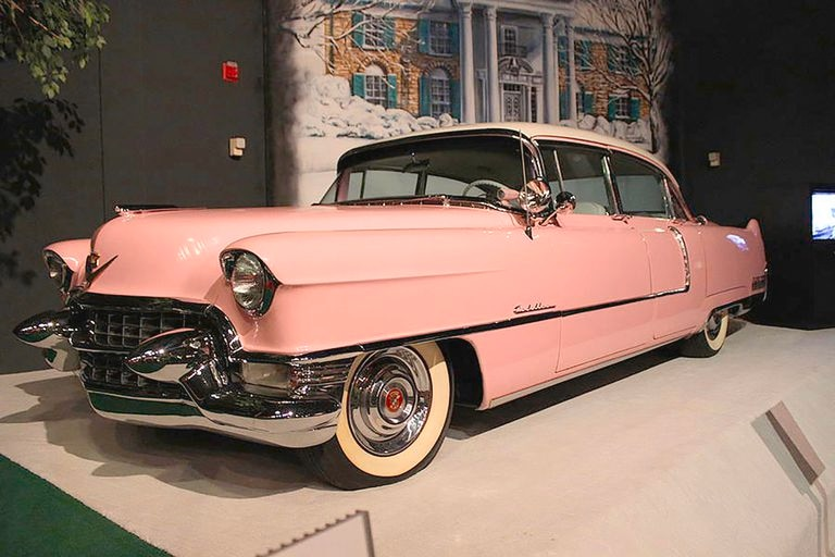 El Cadillac Fleetwood de Elvis Presley.