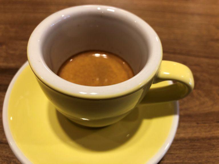 Espresso perfecto en Buenos Aires