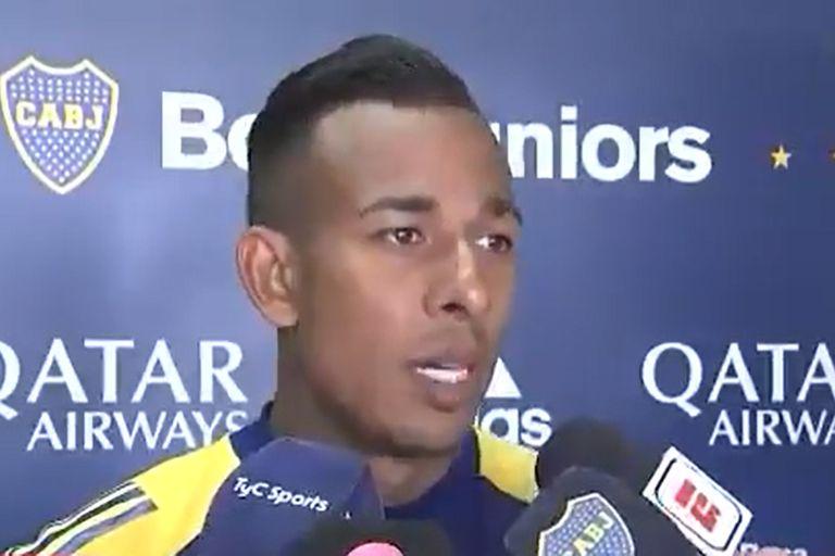 Como si nada hubiera pasado: Villa pidió disculpas y quiere volver a jugar en Boca