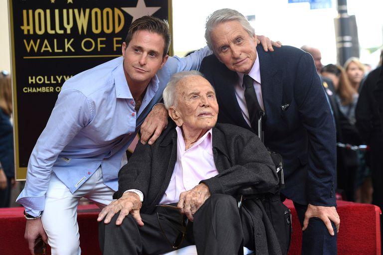Kirk Douglas, leyenda del Hollywood de Oro, cumplió 102 años