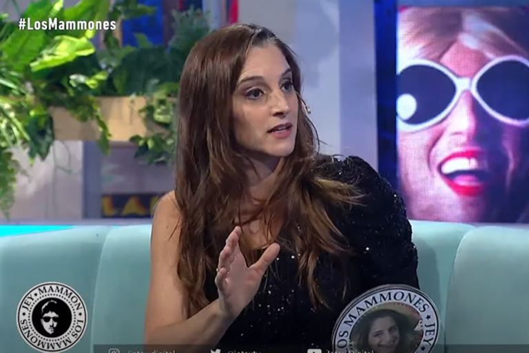 Invitada en Los Mammones, Natalia Pastorutti contó un episodio en el que tuvo que defender a su hermana de agresiones