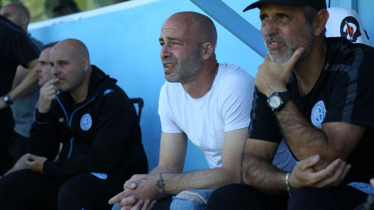 Sebastián Méndez dejó su cargo tras el empate en el clásico