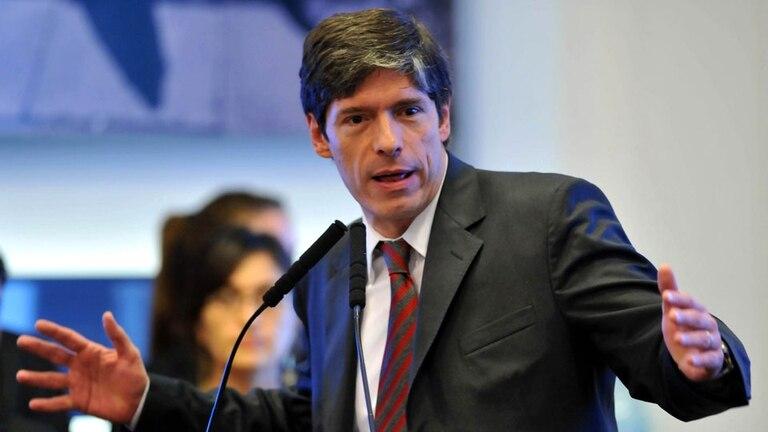 Juan Manuel Abal Medina, senador nacional