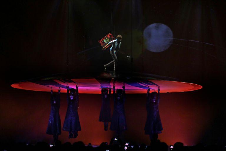 Séptimo Día. Cirque Du Soleil. Polideportivo de Mar del Plata