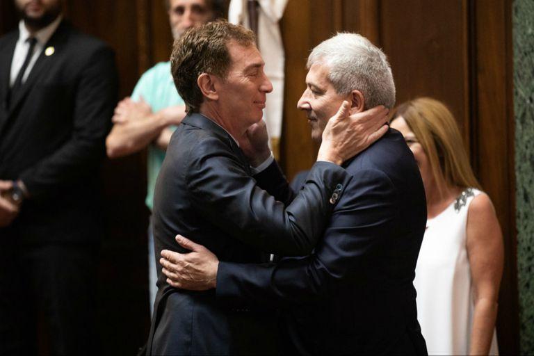 Juraron los legisladores porteños electos del Frente de Todos