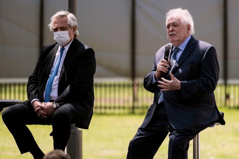 Ayer renunció el ministro de Salud, Ginés González García, por el escándalo de la vacunación vip