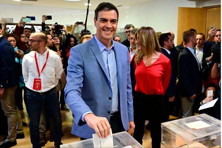 Pedro Sánchez, el malabarista que necesitaba legitimar su poder con votos