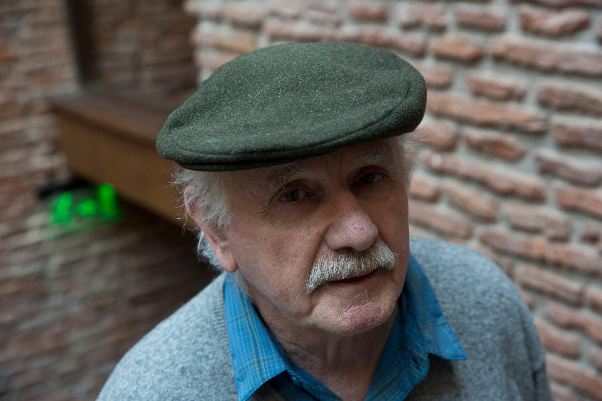 Jorge Ekstein el propietario del lugar