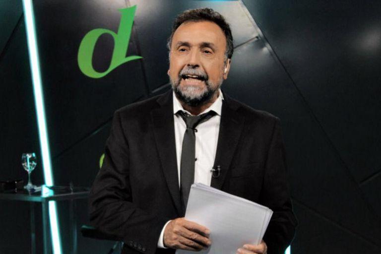 El director de El Destape, Roberto Navarro, se refirió a la foto de Alberto Fernández y Fabiola Yáñez en Olivos junto a invitados en el peor momento de la cuarentena