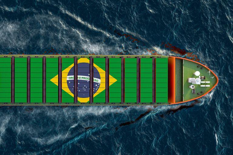 Transporte marítimo: Brasil deja caer un acuerdo estratégico