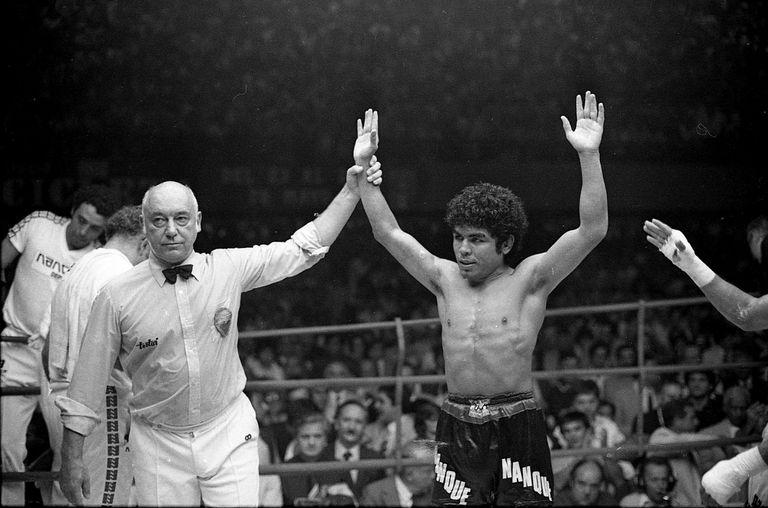 Sergio Víctor Palma, el campeón que peleó todos los días de su vida