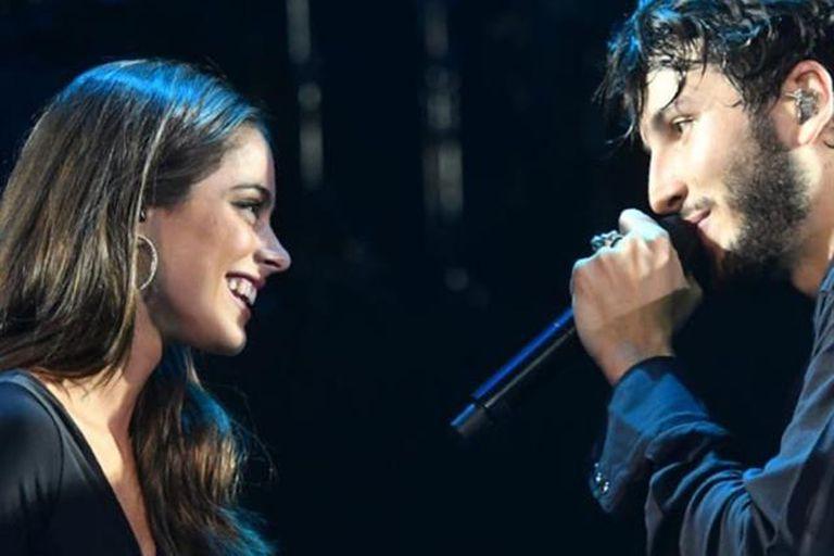 La pareja de cantantes es de las favoritas del público