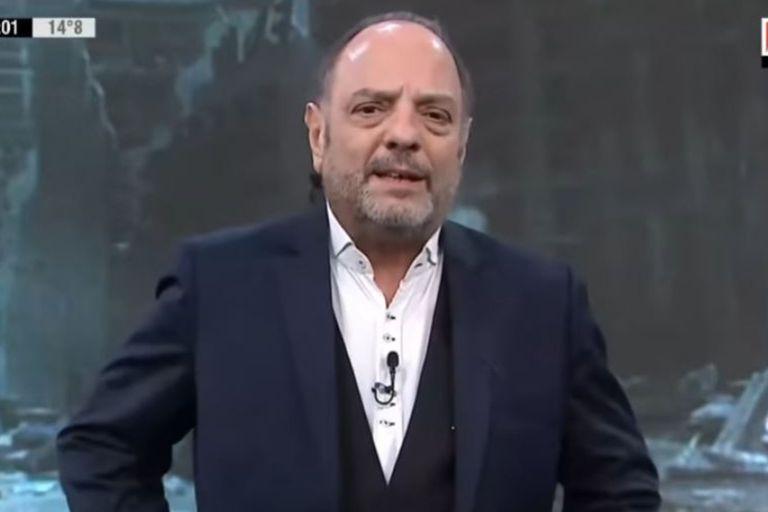 En su programa emitido por A24, el periodista lanzó duras críticas al Presidente por la situación actual del país y el desempeño de de su gobierno