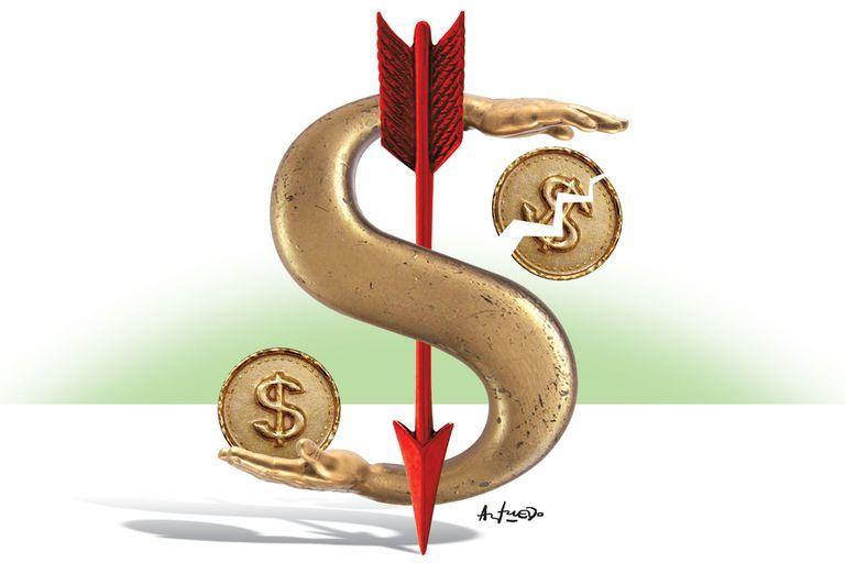 La deuda, hija del déficit fiscal