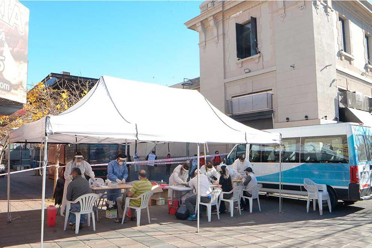 Megaoperativo en Córdoba