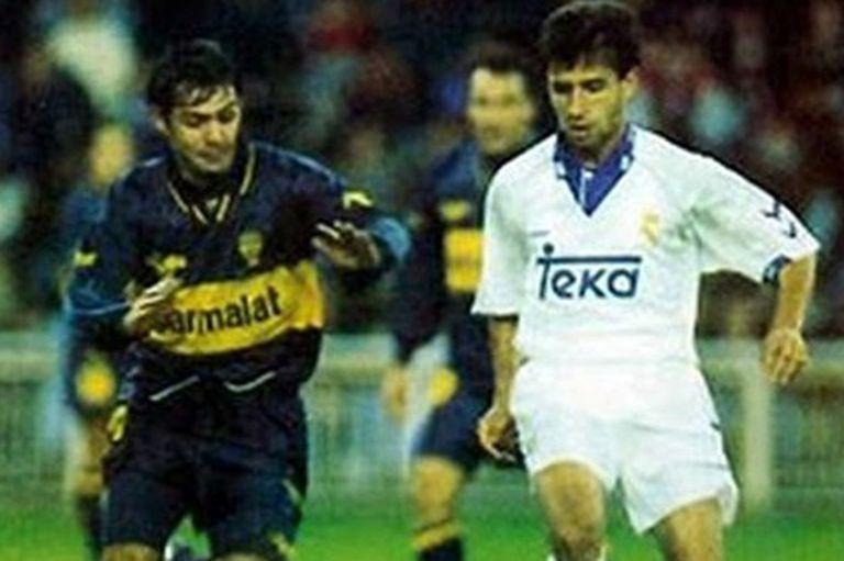 Boca en el Bernabéu: cómo fue el único antecedente en el estadio madrileño