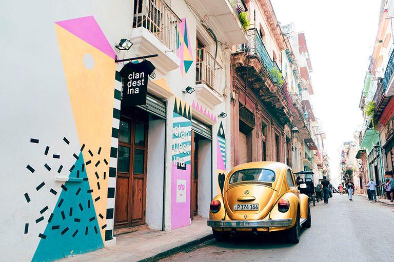 Clandestina. La primera marca de moda independiente de Cuba llegó a EE.UU.