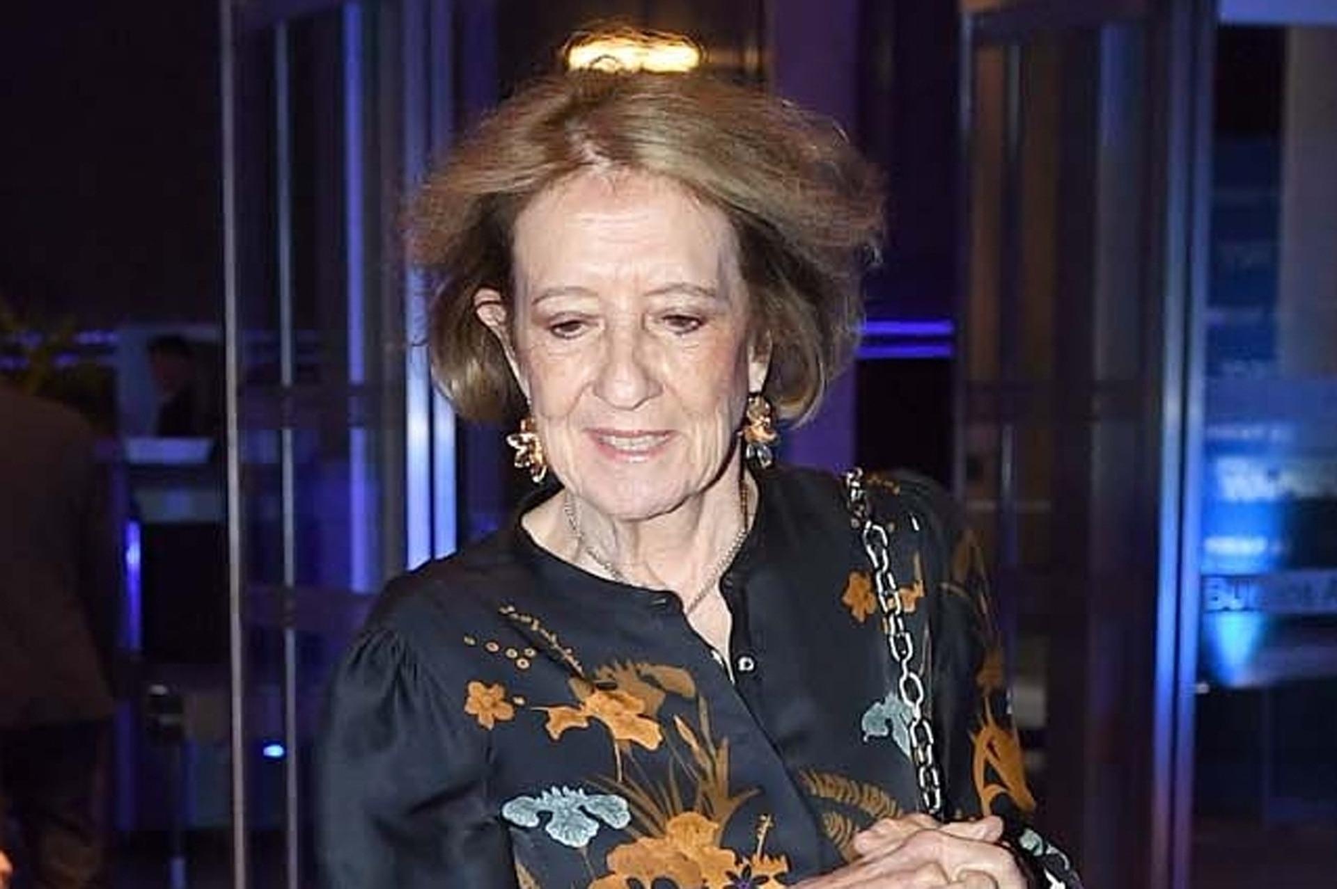 María Zorreguieta, madre de la Reina Máxima de Holanda