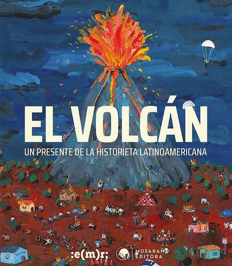 El volcán - Varios autores - :e(m)r; y Musaraña ed.