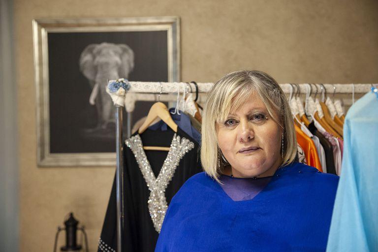 """Mariah Schutz: """"Me gusta que la gente razone para vestirse"""""""