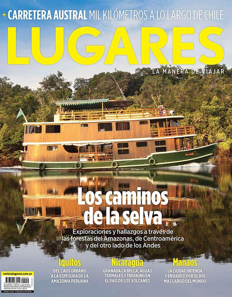 Revista Lugares 259 - noviembre 2017
