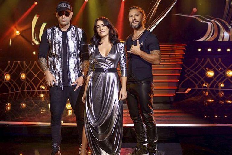Cómo fue el primer programa de Talento Fox con Lali, Diego Torres y Wisin