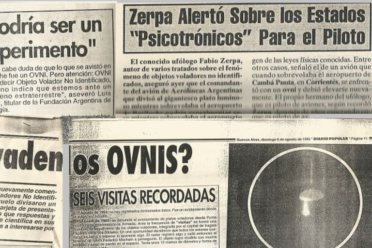 El caso en los diarios de la época